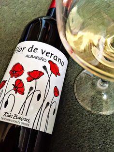 El Alma del Vino.: Carlos Castro Serantes Flor de Verano Albariño 2014.