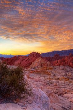 Valley of Fire State Park, full of breathtaking views!