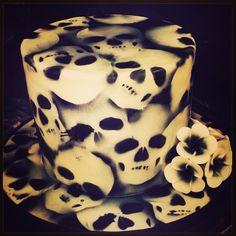 skull birthday cakes - Google Search