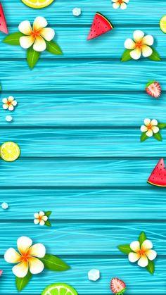 Framed Wallpaper, Flower Background Wallpaper, Flower Phone Wallpaper, Summer Wallpaper, Cute Wallpaper Backgrounds, Cellphone Wallpaper, Flower Backgrounds, Pretty Wallpapers, Colorful Wallpaper