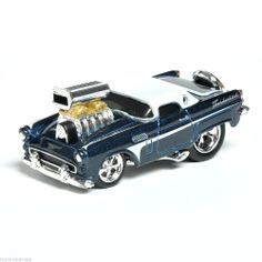 1956 Ford Thunderbird MUSCLE MACHINES 2012 By Maisto Release 12 Wave 2