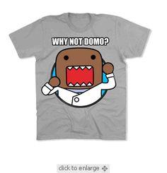 Domo T-shirt $19.95 http://streetlegaltshirts.com/  #T #Shirts #tshirt #t-shirt #tees