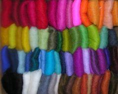 WET FELTING   Wet felt your own beads, felt sheets, accessories or anything else you can dream up.