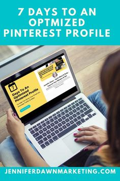 How to grow your business with Pinterest marketing tips for entrepreneurs. Join in this 7 day Challenge to learn some Pinterest marketing strategies for your small business. Learn how to market your spiritual or creative business with Pinterest , how to be a successful entrepreneur with Pinterest affiliate marketing and Pinterest marketing strategies for Coaches and health and wellness experts. These tips apply to almost any business! Register for the Challenge . Small Business Marketing, Online Business, Set Up Email, 7 Day Challenge, Marketing Strategies, Growing Your Business, Pinterest Marketing, Coaches, Creative Business
