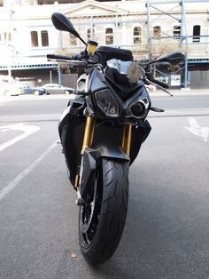 The first 500kms with the BMWs1000r