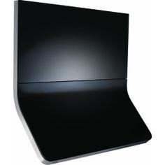 CDA 3C9SS Level 3 90cm Chimney Hood in Black