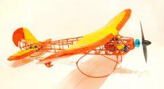 3Doodler Plane Actually flies