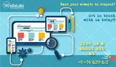 Make your #business More #responsive with MediaLabs