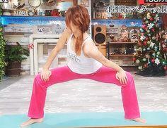 【嵐にしやがれ】開脚ストレッチのやり方!ダイエット効果&腰痛改善!松潤!100万部のEiko先生!【12月17日】   ちむ!ちむちむ!ブログ!