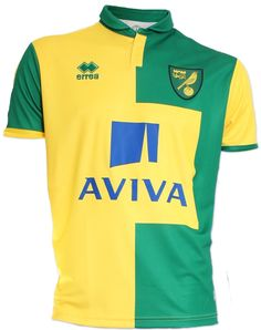 Norwich City Home Shirt 2015 16 Norwich City Fc 50033b5ea