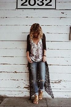 These jeans and top! Style fix