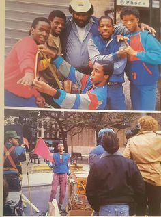 New Edition Brooke Payne, Ricky Bell, Ralph Tresvant, Old School Music, Head Of State, Jackson 5, New Edition, African Diaspora, Bobby Brown