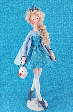 elsa-frozen-dolls