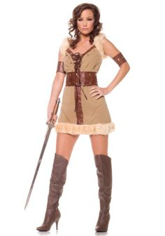 Sexy Viking Costume « Clothing Impulse