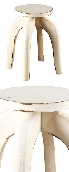 We're all about the art deco vibe of this Potrero Stool. Its artful design is…