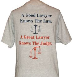 The difference between a #GoodLawyer and a #GreatLawyer