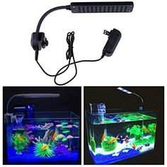 18-inch 15 Watt Daylight 2 Pack Aqueon Fish Aquarium Lights T8 Lamp