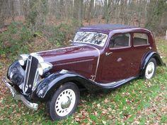 Amilcar C8 1935