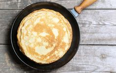 Protein Pancakes and Crepes http://www.rodalesorganiclife.com/food/9-creative-ways-to-add-protein-powder-to-your-diet/slide/2