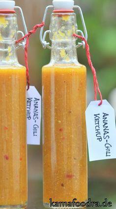 Chili Ananas Ketchup