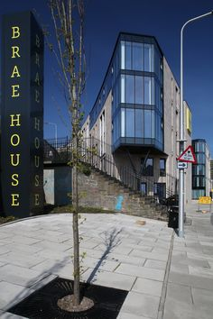 Brae House, Edinburgh.  Aluminium Windows by Senior Architectural Systems.