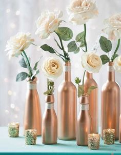 Glam Wedding Florals Glamorous Wedding Flowers - Your wedding day will truly be your best day ever. Glamorous Wedding Flowers, Floral Wedding, Diy Wedding, Wedding Day, Wedding Floral Arrangements, Wedding Ceremony, Wedding Themes, Trendy Wedding, Gold Wedding