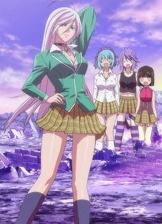 Sexiest Character Ever in Rosario to Vampire FOR ME ! Chica Anime Manga, Anime Oc, Anime Demon, Female Characters, Anime Characters, Rosario Vampire Moka, Vampire Girls, Girls Anime, Vampire Knight