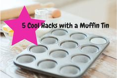 Head to our website to check out our 5 Cool Food Hacks with a Muffin Tin! You'll love number 2!