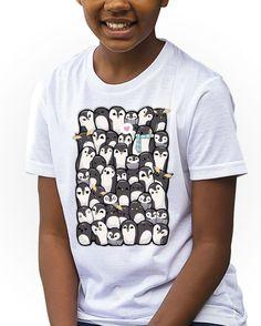 Penguin S, Special Kids, Cute Penguins, Kids Girls, Cool Kids, Unisex, Best Deals, Clothing, Mens Tops