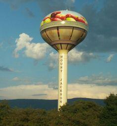 Mount Jackson, Virginia~