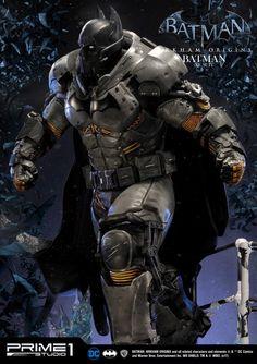 Prime 1 Studios 蝙蝠俠:阿卡漢起源【蝙蝠俠 XE 戰鬥裝甲】ミュージアムマスターライン バットマン:アーカム・ビギンズ バットマン XEスーツ MMDC-24EX | 玩具人Toy People News