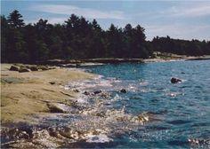 Killbear Provincial Park, Parry Sound, Ontario, Canada