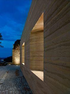 Max Dudler Architekt, Stefan Müller · Twin Projects for Bielefeld. Frankfurt, Germany · Divisare