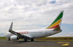 Ethiopian Airlines Boeing 737-700 ET-ALQ