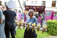 Borrelbites! Een altijd welkom zakje friet #food #friet