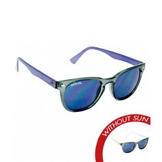 Color-Changing Solize Sunglasses for $49.00 - Don't Worry Baby - Pearl to Purple - Women's Polarized Sunglasses - Image With Sun