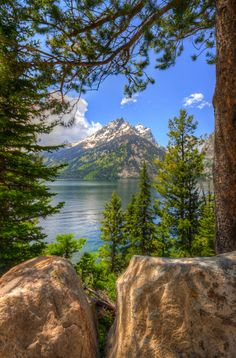 Grand Teton National Park, Wyoming One of the most beautiful places in the world, in my opinion Beautiful World, Beautiful Places, Beautiful Park, Stunning View, Beautiful Scenery, Landscape Photography, Nature Photography, Photography Pics, Adventure Photography