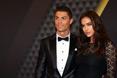 End of the road: Real Madrid soccer star Cristiano Ronaldo and Russian model Irina Shayk r. Cristiano Ronaldo Irina, Cristiano Ronaldo Portugal, Cristino Ronaldo, Irina Shayk, Real Madrid Soccer, Ronaldo Real Madrid, Ballon D'or, Claudia Schiffer, Top Models