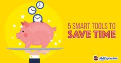 Smart Tools to Save Time