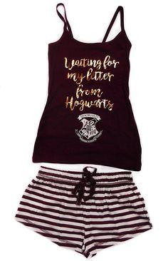 5629ba0458 Love to Lounge - Ensemble de pyjama - Femme beige beige - multicolore - XS:  Amazon.fr: Vêtements et accessoires. Abiti Di Harry PotterPigiama ...