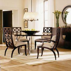 Century Century Classics Windowpane Side Chair - Baer's Furniture - Dining Side Chair Boca Raton, Naples, Sarasota, Ft. Myers, Miami, Ft. Lauderdale, Palm Beach, Melbourne, Orlando, Florida