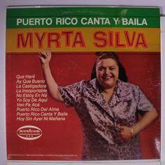 La Gorda de Oro: Myrta Silva   WAR AGAINST ALL PUERTO RICANS