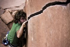 www.boulderingonline.pl Rock climbing and bouldering pictures and news Indian Creek splitte