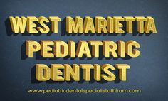 Try this site http://www.elocal.com/profile/pediatric-dental-specialist-of-hiram-18464802#!/tab=about for more information on Marietta Childrens Dentist. Regardless of the factors that result in dental problems with children, it is important for parents to find an ideal children dentist or pediatric dentist to see to these problems. There are many highly qualified Marietta Childrens Dentist to that can provide correct dental diagnosis and treatment for children.