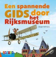 Een spannende gids door het Rijksmuseum | AVI: M5, 9-12 jaar | Dyslexie | Zwijsen