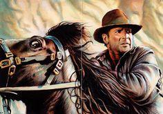 Indiana Jones by Trev Murphy