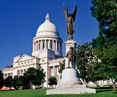 Arkansas State Capitol, Little Rock