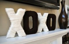 Yarn Letters Will Look Gorgeous In Your Home | The WHOot