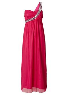 One-shoulder-jurk, BODYFLIRT Verkrijgbaar bij Bonprix. 29,99. Ook in zachtroze. Evt korter maken
