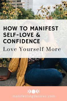 What Is Self, Self Love, Spiritual Manifestation, Create Your Own Reality, Confidence Boosters, Soul On Fire, How To Manifest, Love You More, Best Self